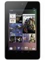 Fotografía Tablet Asus Google Nexus 7