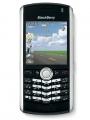 fotografía pequeña BlackBerry Pearl 8100