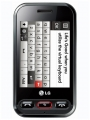 Fotografía LG Cookie 3G T320