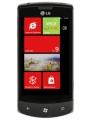 Fotografía LG E900 Optimus 7