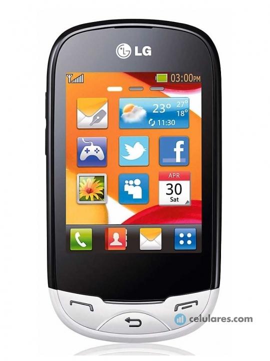 LG EGO T500 (EGO Wi-Fi) - Celulares.com México