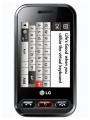 Fotografía LG Wink 3G T320