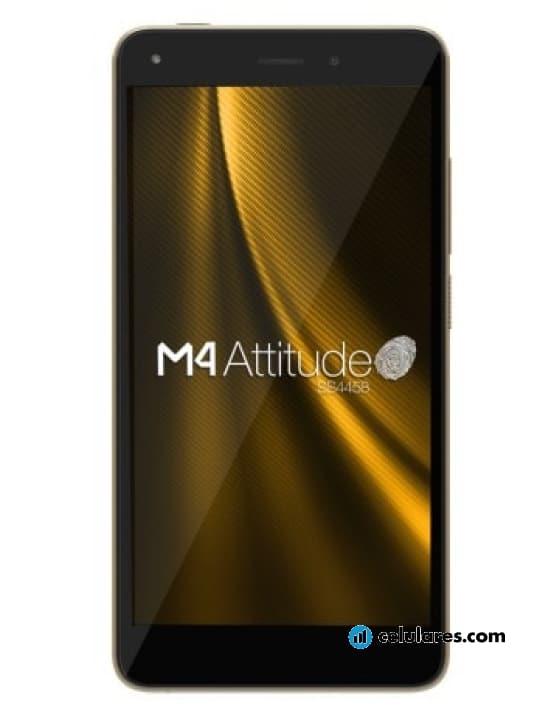 6924c760b16 Comparar M4Tel Attitude vs Motorola Moto G5 - Celulares.com México