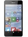 Fotografía Microsoft Lumia 950