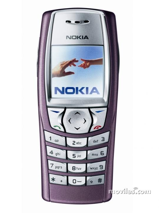 Fotografías Nokia 6610 - Celulares.com México