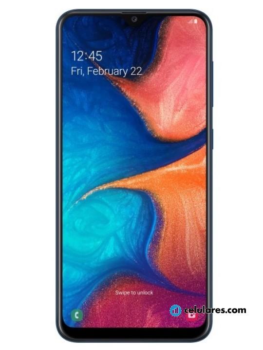 Samsung Galaxy A20 (SM-A205F) - Celulares.com México