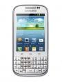 Fotografía Samsung Galaxy Chat