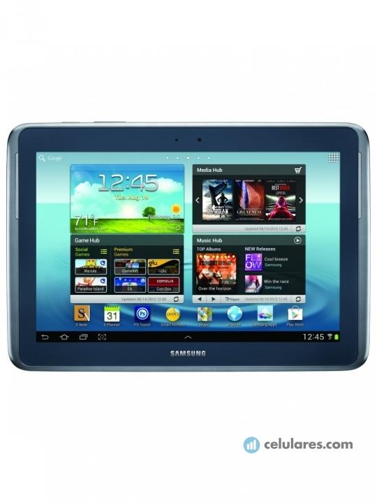 tablet samsung galaxy tab 10 1 3g p7500 galaxy tab 10 1. Black Bedroom Furniture Sets. Home Design Ideas