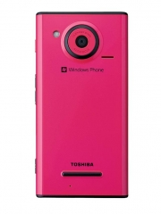 Fotografia Windows Phone IS12T
